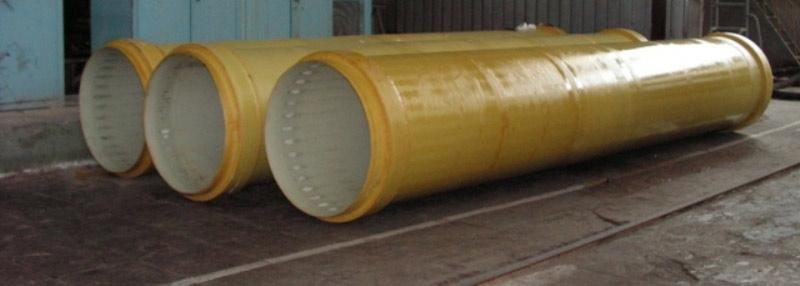 Refuse duct pipe